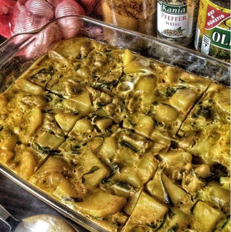 makanan khas tunisia