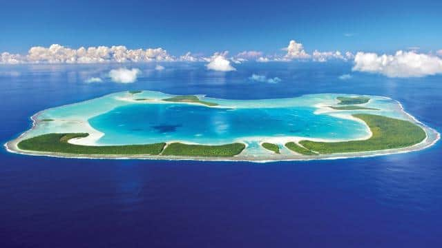 pulau pribadi milik selebriti dunia