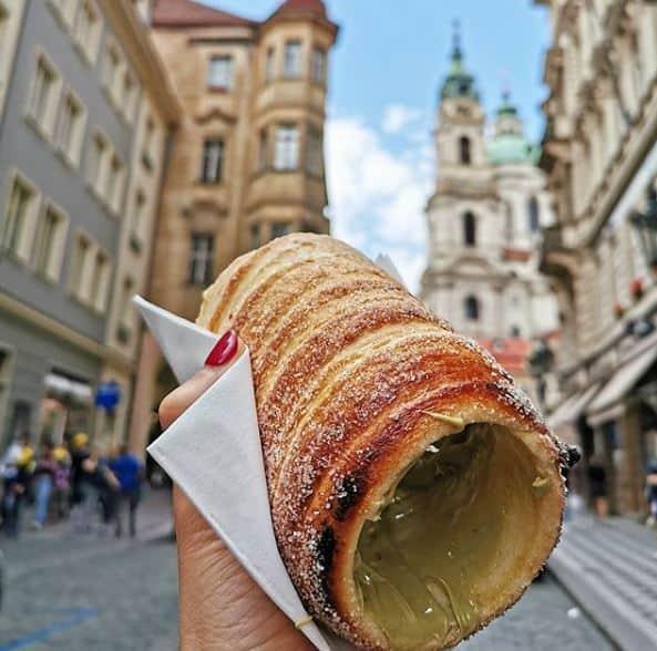 makanan khas Slovakia