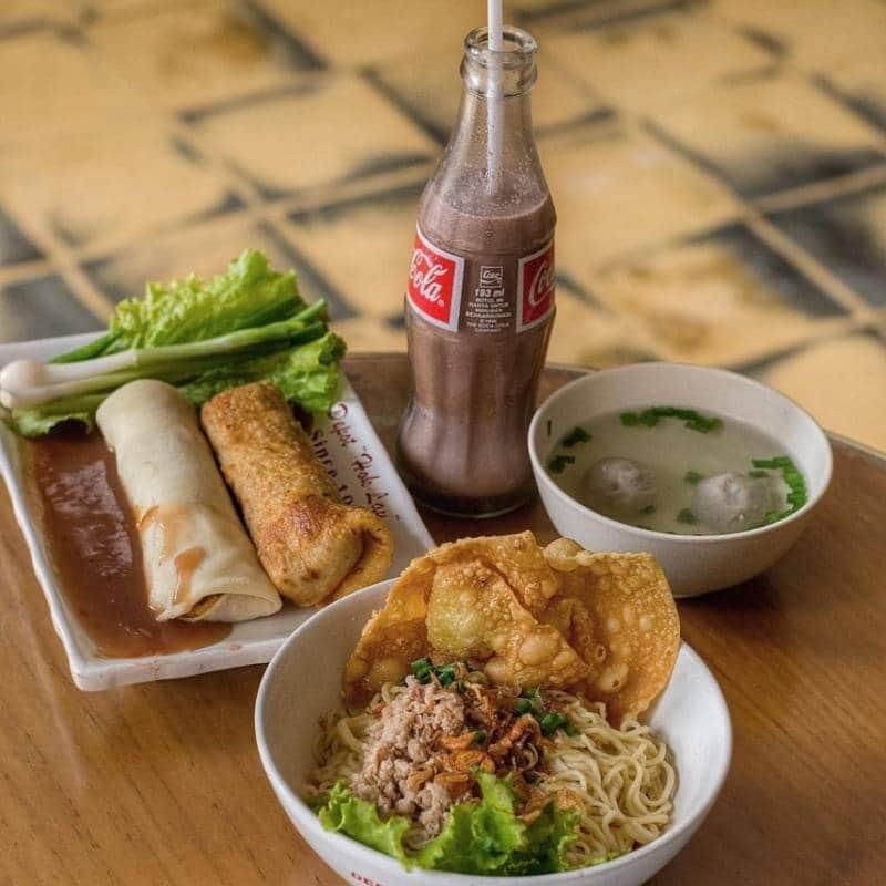 Makanan legendaris di Malang