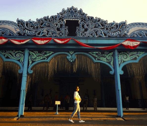 tempat merayakan 1 suro di Indonesia