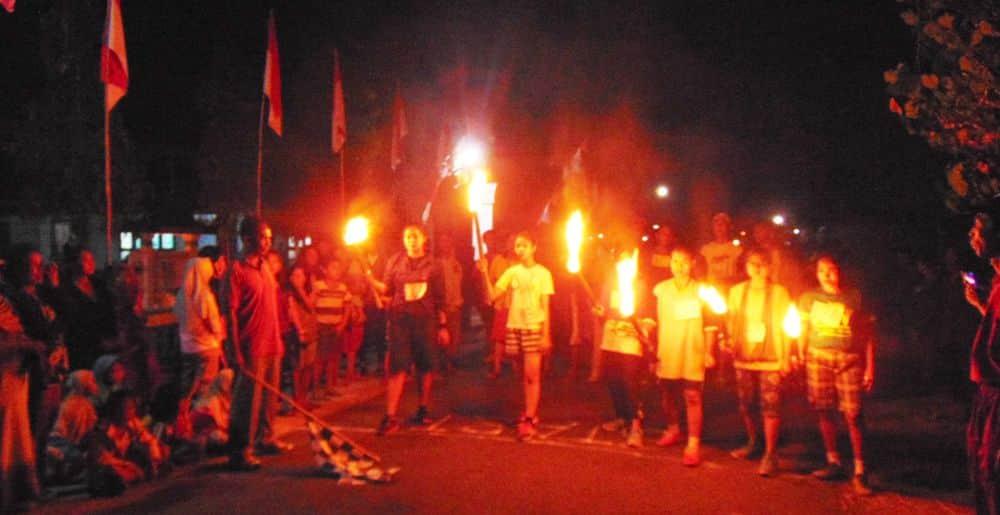 tradisi unik menyambut kemerdekaan RI