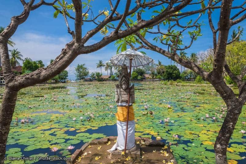 tempat wisata di Bali Timur