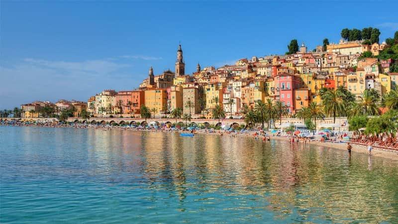 kota warna warni paling indah di dunia