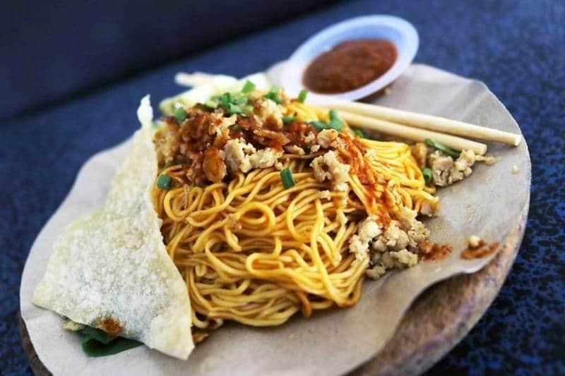 Kuliner pedas di Malang