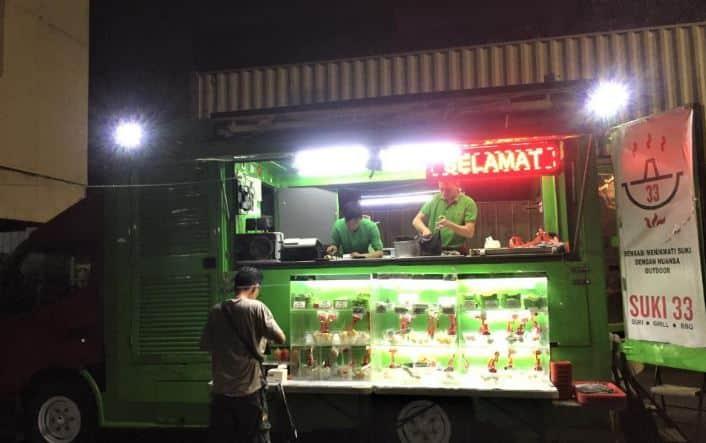 Suki 33 Food Truck