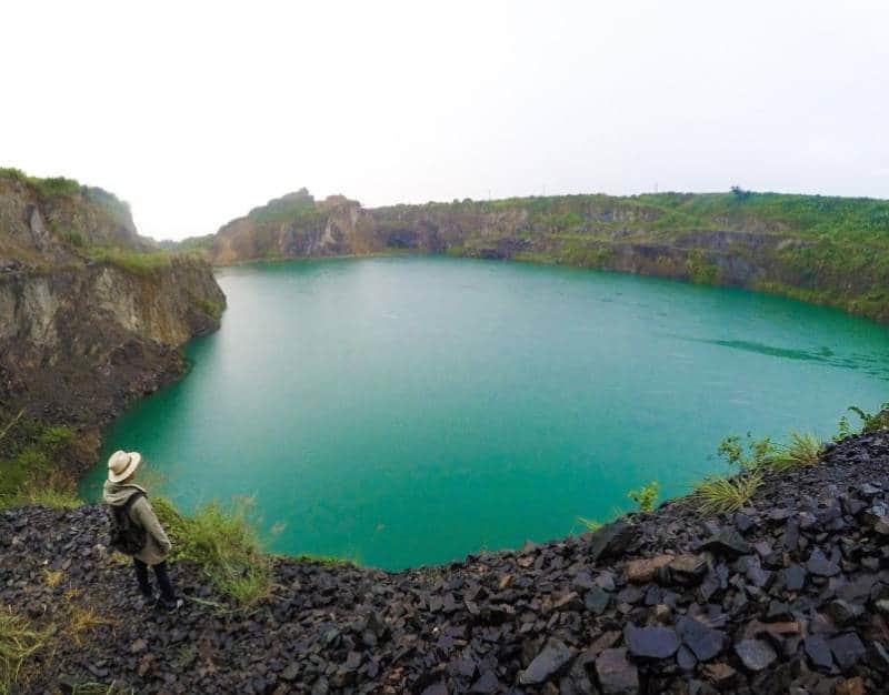 tempat wisata bekas tambang