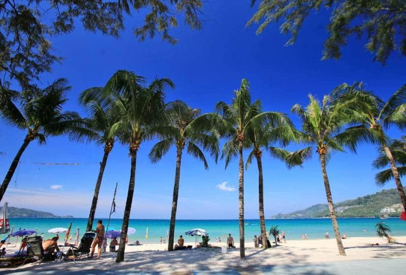 pantai Indah di Thailand