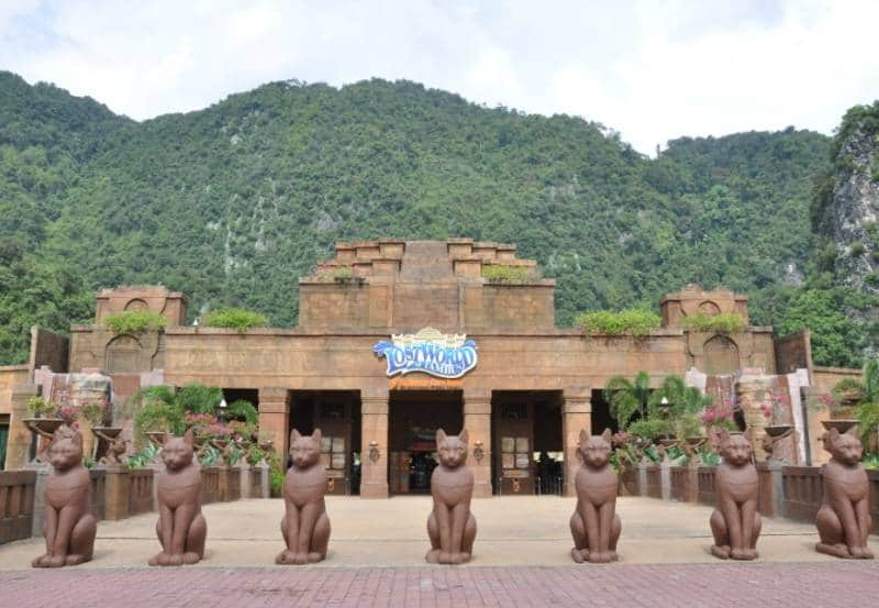 tempat wisata di Ipoh