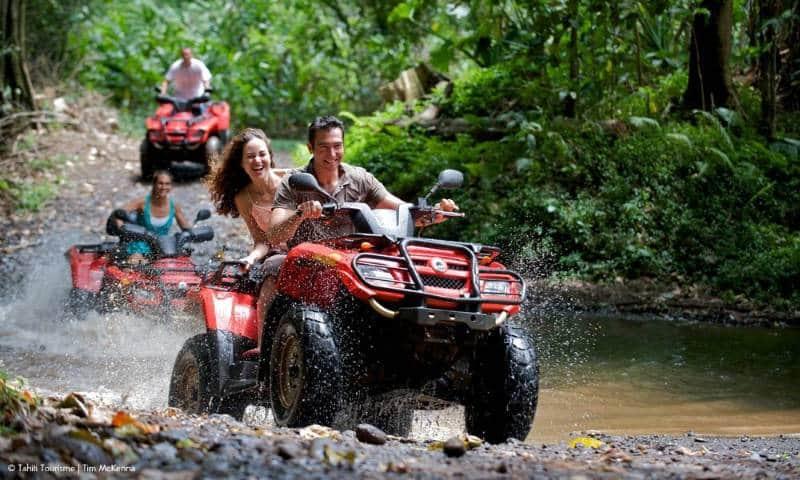 rekomendasi ATV ride paling seru di Indonesia