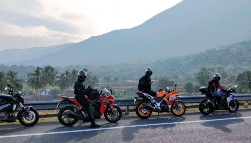 Touring di Indonesia
