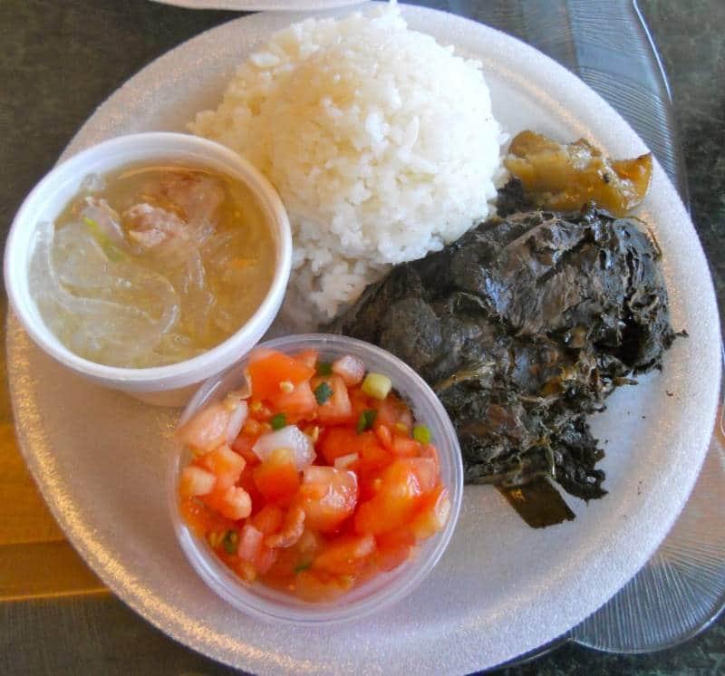 makanan khas hawai