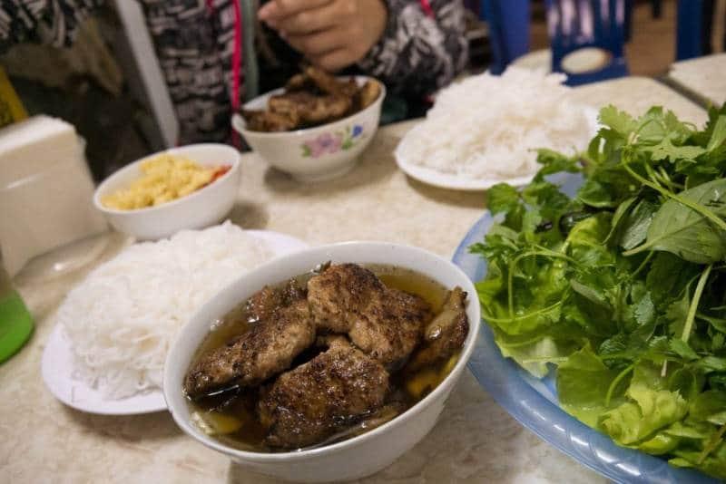 rekomendasi restaurant di Hanoi