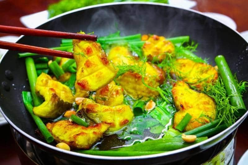kuliner enak di Hanoi