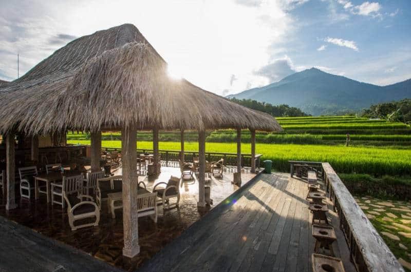 rekomendasi tempat makan romantis di Bali