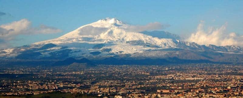 gunung paling indah di dunia