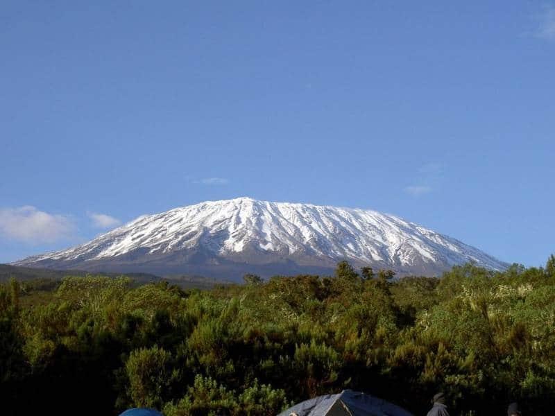 gunung terindah di dunia