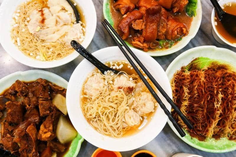 kuliner khas hongkong
