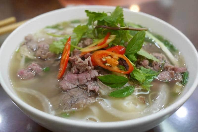 kuliner di Hanoi