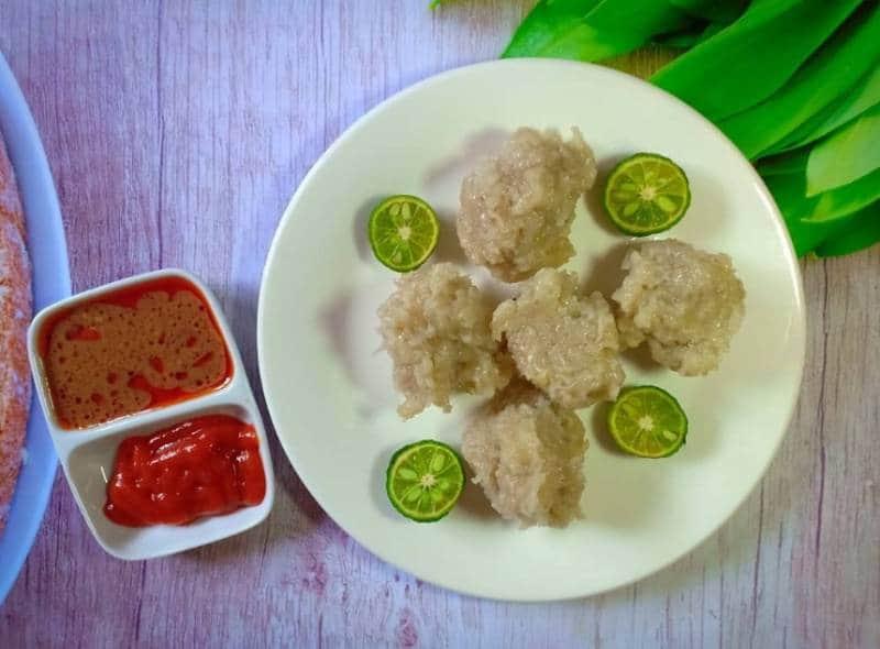 Siomay dari Indonesia