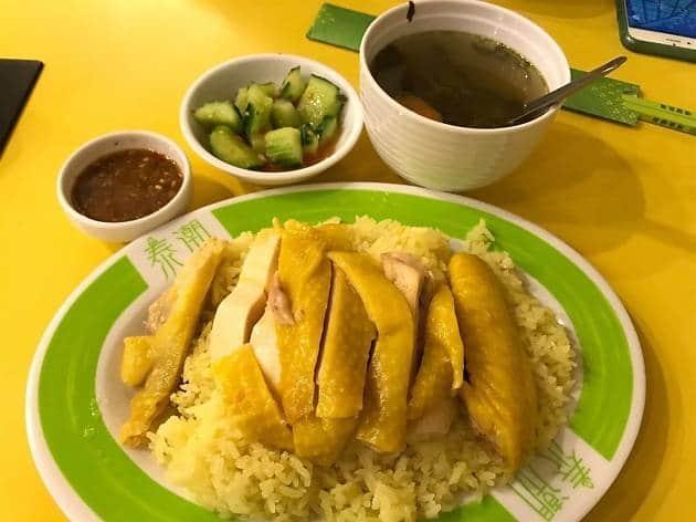 makanan enak di hongkong