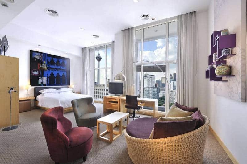 hotel budget di bukit bintang