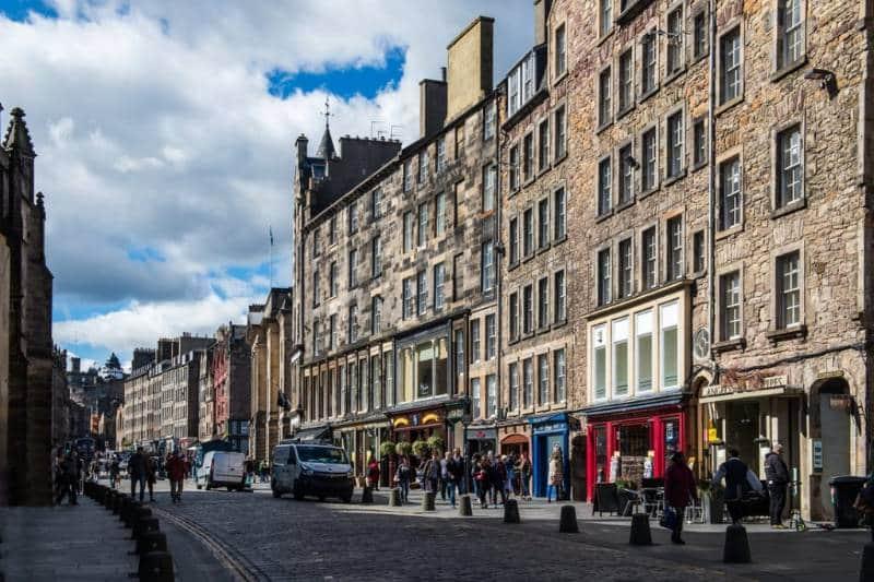 wisata skotlandia