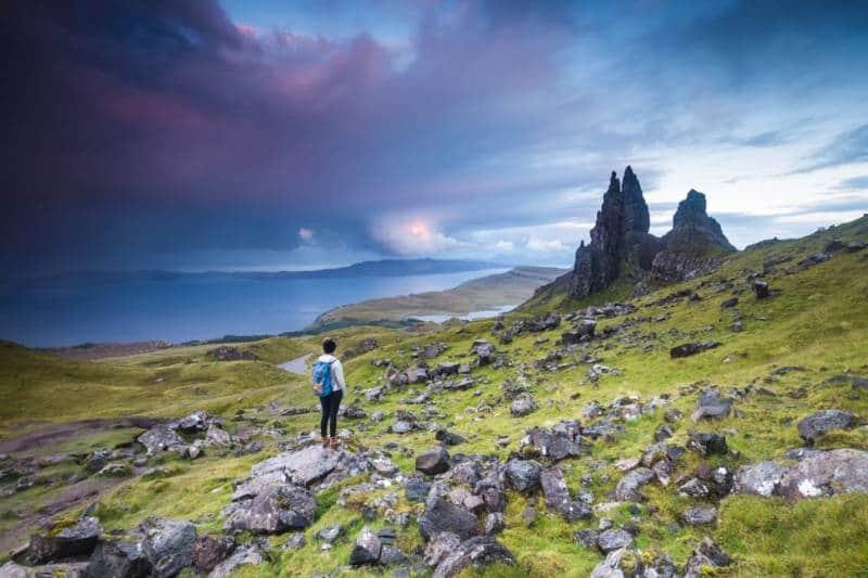 wisata menarik di skotlandia