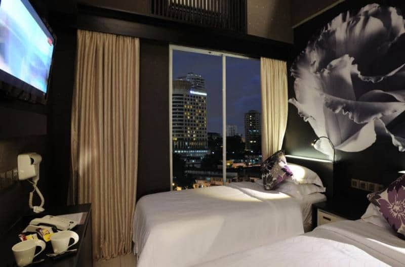 rekomendasi hotel di bukit bintang