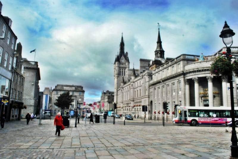 tempat wisata menarik di scotlandia