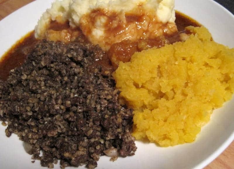 makanan enak di skotlandia