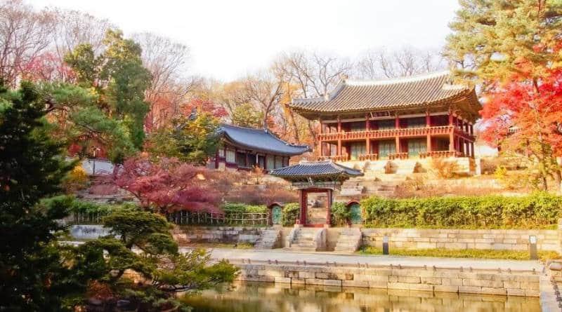 destinasi wisata di korea