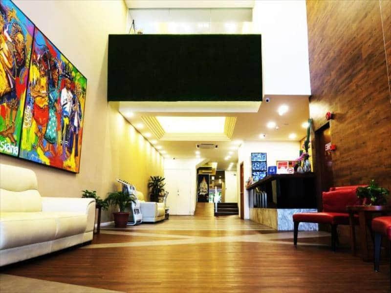 hotel budget di penang malaysia