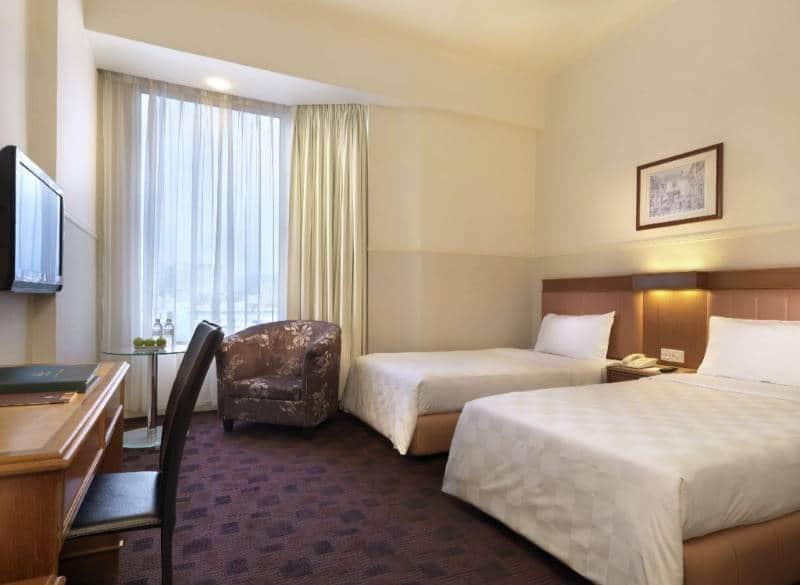 rekomendasi hotel penang