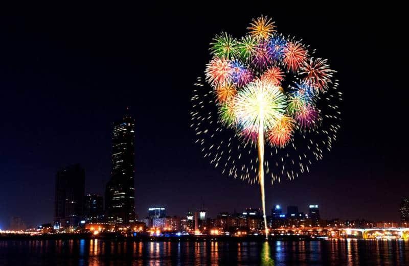 festival paling meriah di korea selatan