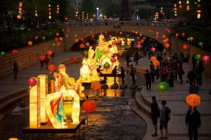 festival meriah di korea selatan