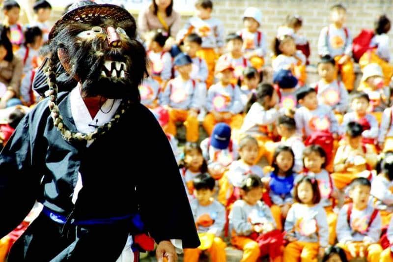 festival paling meriah di korea