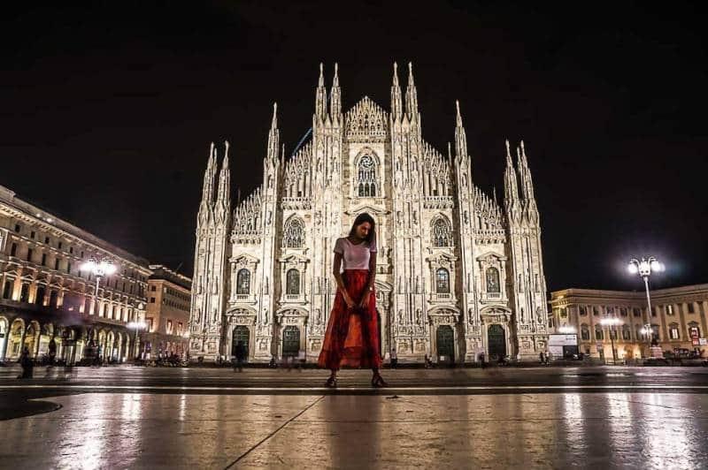 Kota Milan 1024x682 - Italia Terkenal Dengan Romantis dan Instagramable