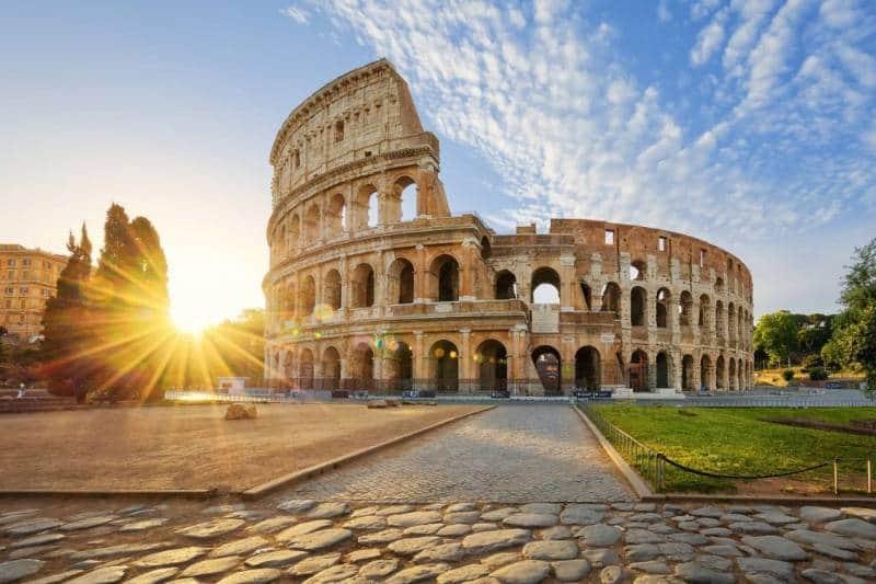 Kota Roma 1024x683 - Italia Terkenal Dengan Romantis dan Instagramable