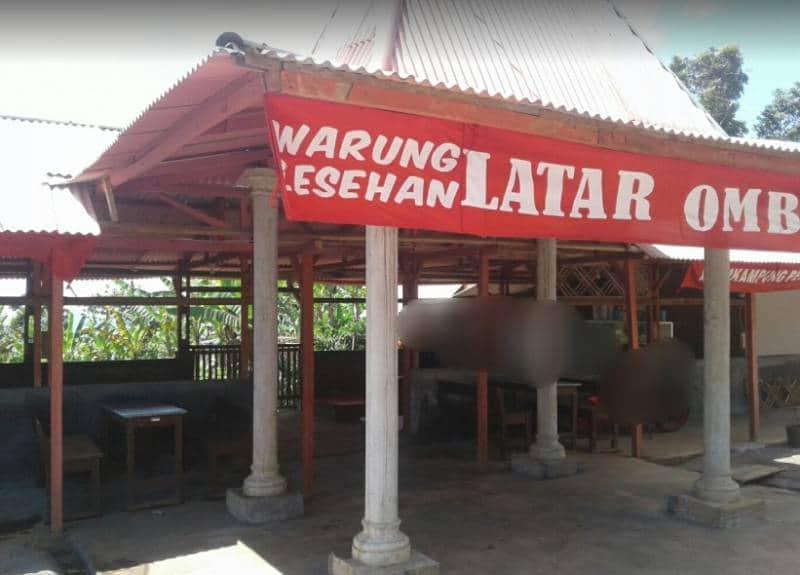 rumah makan lesehan enak di Surabaya