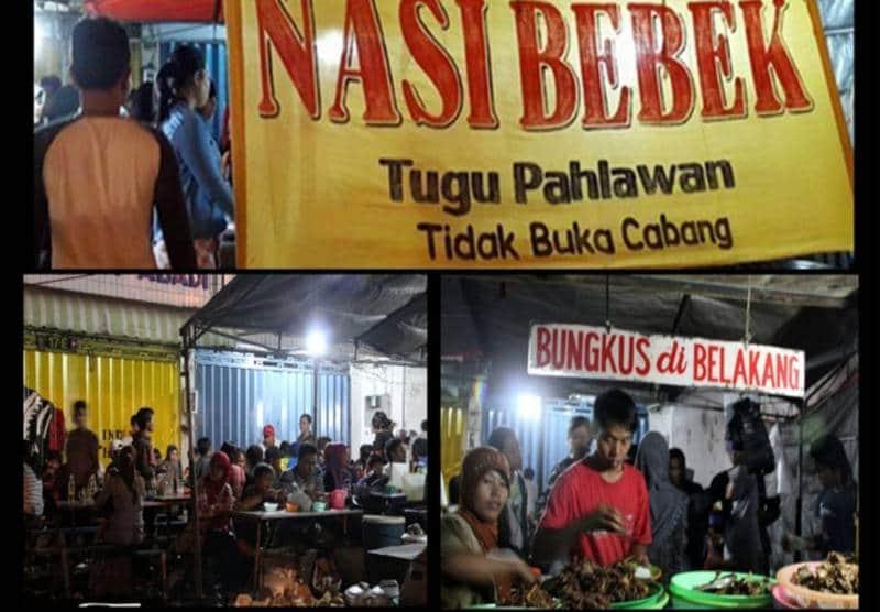 rumah makan lesehan surabaya