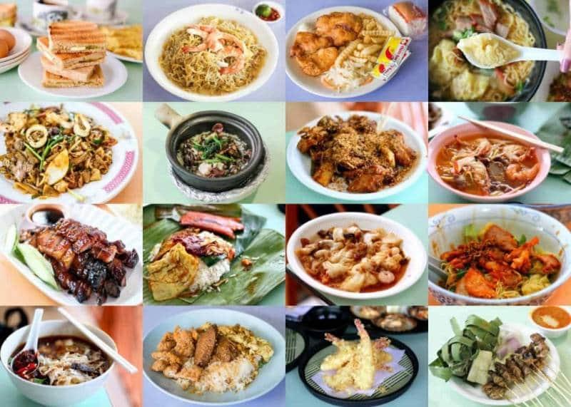 makanan enak di Singapura