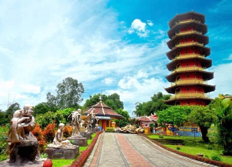 tempat wisata menarik di tomohon