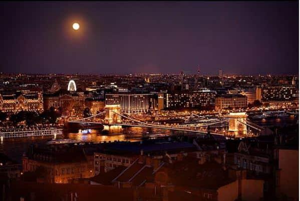 wisata di budapest