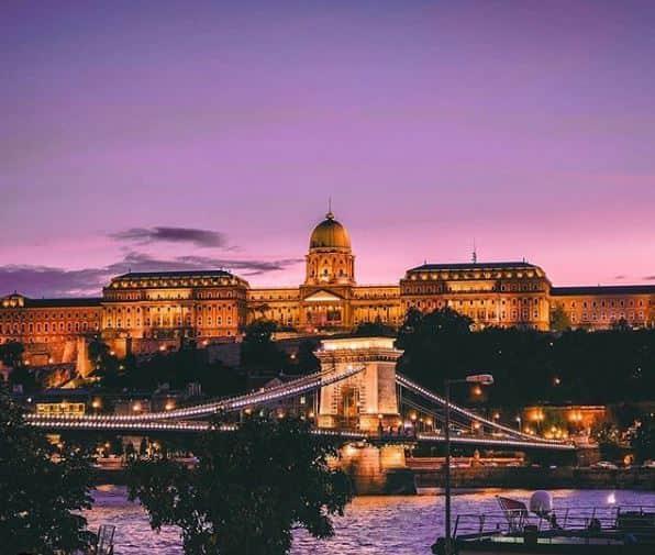 wisata menarik di budapest