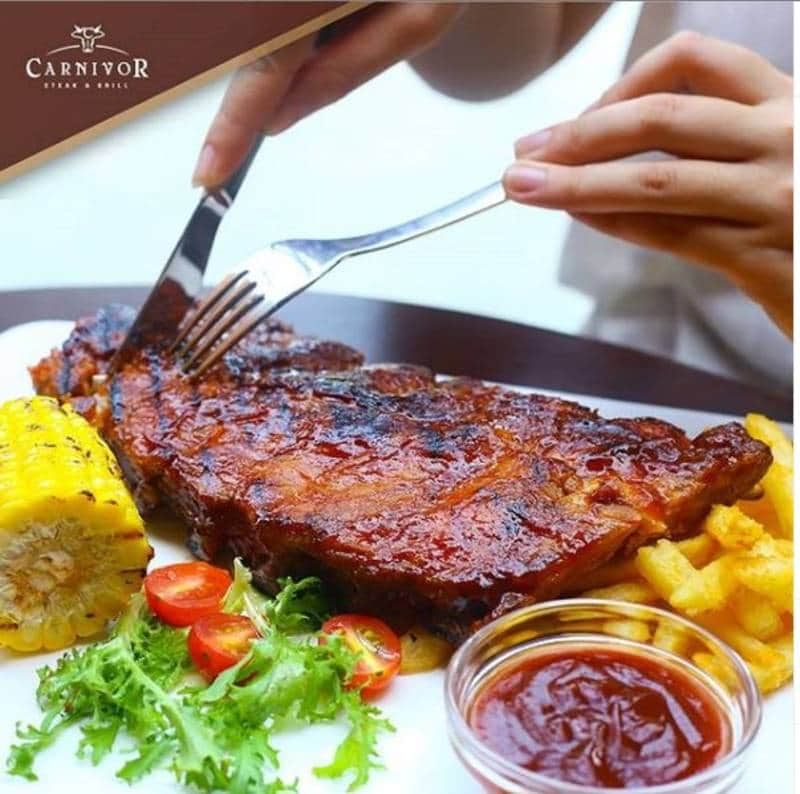 steak paling enak di Surabaya