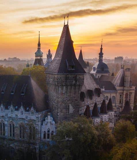 tempat wisata budapest