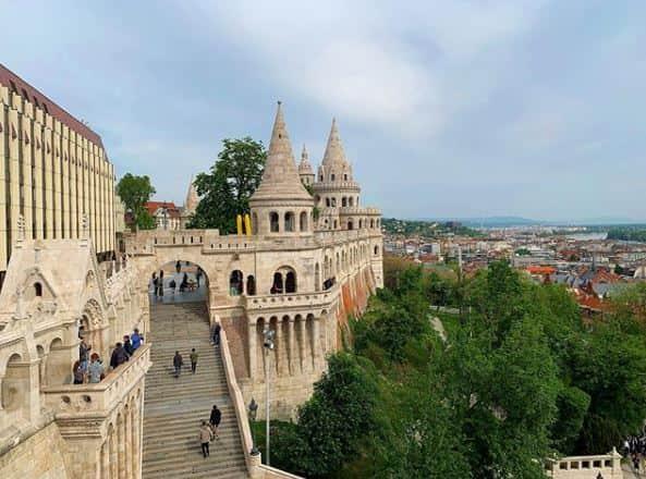 tempat wisata di budapest