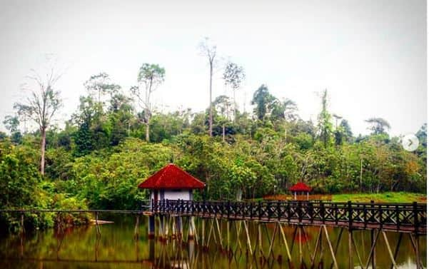 tempat wisata menarik di kalimantan timur