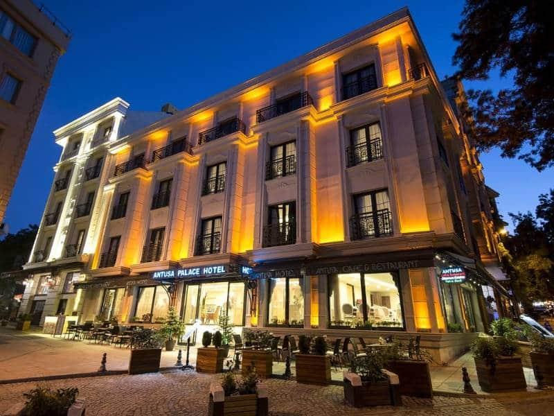 hotel di sultanahmed